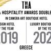 THA award 2019